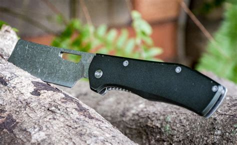 Knives Reviews by Gerber Flatiron Folding Knife Review Pro Tool Reviews