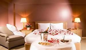 Romantische Bilder Für Schlafzimmer : schlafzimmer romantisch dekorieren tipps und deko ideen ~ Michelbontemps.com Haus und Dekorationen