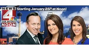 News 4 SA launches noon newscast on January 25 | WOAI
