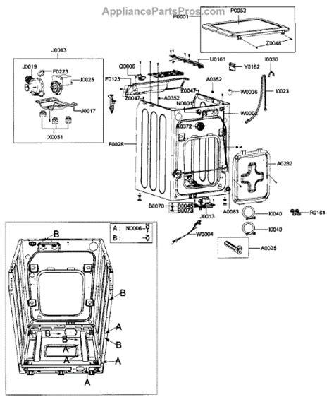 Samsung Shipping Bolt Assembly