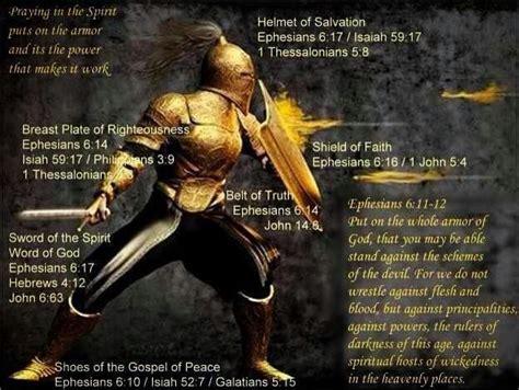 Full armor of God | Praying in the spirit, Armor of god ...