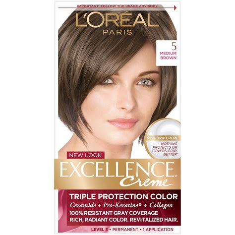 l oreal color l oreal excellence creme light brown 6 1
