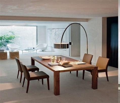 click interiores luminarias de piso  sala de jantar