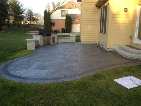 24+ Paver Patio Designs