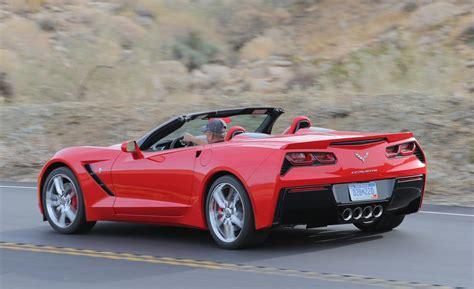 2018 Chevrolet Corvette Stingray Pricing Autos Weblog