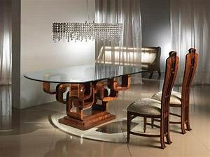 Table A Rallonge Pas Cher : 80 id es pour bien choisir la table manger design ~ Teatrodelosmanantiales.com Idées de Décoration