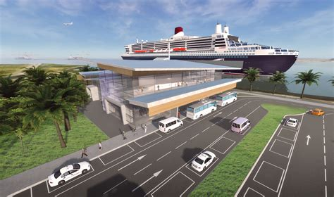 Market Led Proposal For New $100m Mega Cruise Ship ...