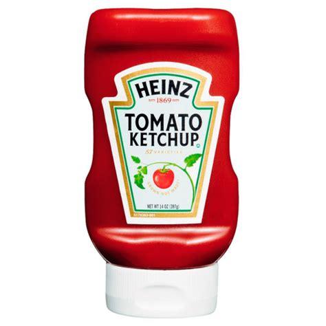 Ketchup Heinz Tradicional 397g