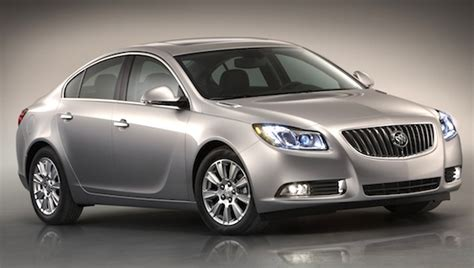 Buick Regal Fuel Economy by 2011 Chicago 2012 Buick Regal Eassist Gets Lightly