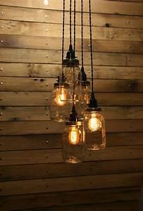 20, Amazing, Handmade, Mason, Jar, Lighting, Designs, You, Need, To, Try