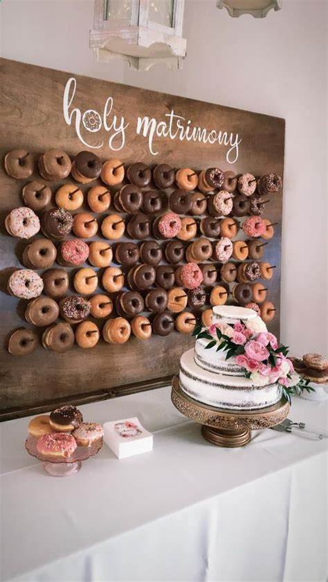 34 Mouth-watering Wedding Dessert Table Ideas - Amaze Paperie