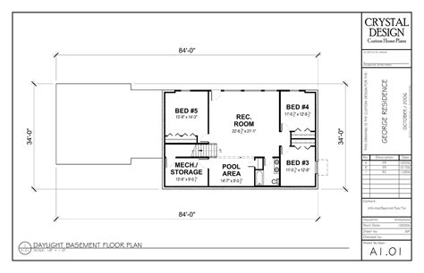 Cool Finished Basement Floor Plans Home Interior Ideas