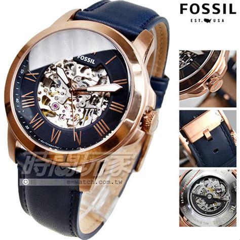 Jam Tangan Fossil Me3099 Automatic jual jam tangan fossil me3102 grant automatic blue