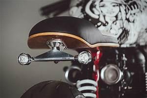 Triumph Thruxton  U0026 39 Sk8 Or Die U0026 39  By Rogue Motorcycles