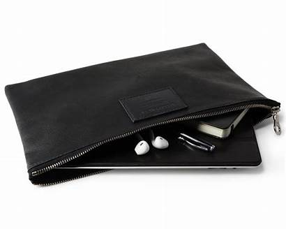 Pouch Zippered Leather Killspencer