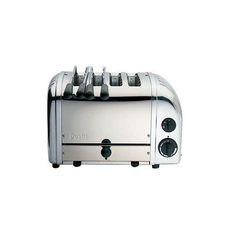 Dualit Vario 4 Slice Toaster - dualit 2 x 2 combi vario 4 slice toaster stainless