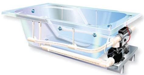 WaterTech Whirlpool Bathtub   Features & Options