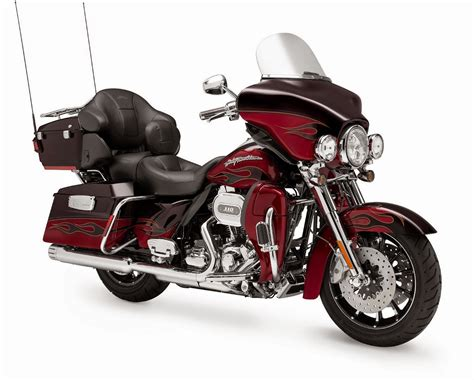 Harley-davidson Cvo Ultra Classic Electra Glide Flhtcuse6