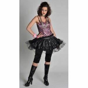 Déguisement Madonna Année 80 : d guisement cindy rock star 80 39 s deluxe femme stars rocks and rock stars ~ Melissatoandfro.com Idées de Décoration