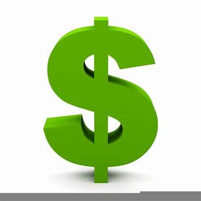 Dollar Sign Clipart Clip Clker Vector
