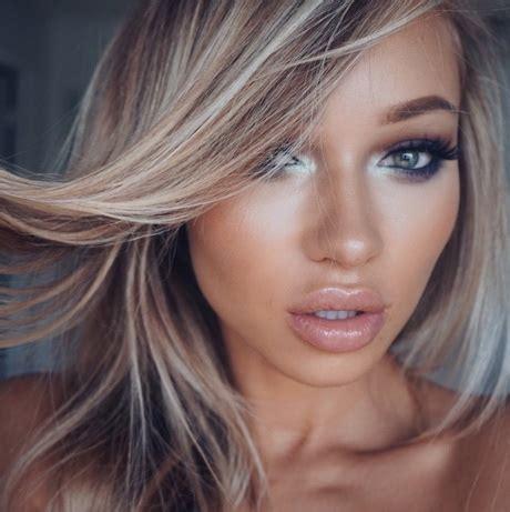 neue haarfarben trends neueste haarfarben 2016