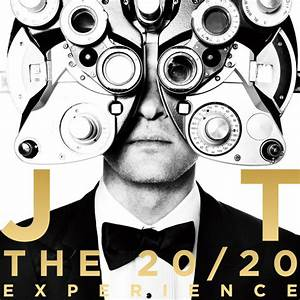 Justin Timberlake – The 20/20 Experience (Album Cover ...
