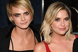 Cara Delevingne And Ashley Benson Relationship Confirmed | Marie Claire Australia