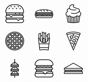 Burger Icons - 906 free vector icons