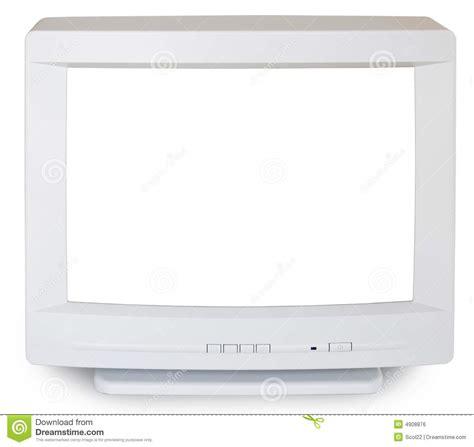 vieux moniteur d ordinateur image libre de droits image 4908876