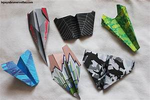 Pliage En Papier : 200 avions en papier plier et faire voler le pays ~ Melissatoandfro.com Idées de Décoration