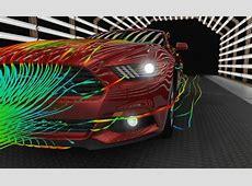 2015 Ford Mustang Aerodynamics Explained autoevolution