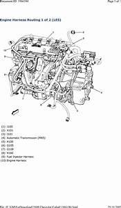 Chevy Cobalt Wiring Harnes Diagram