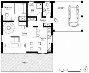 plan maison cubique a etage ooreka With awesome plan de maison cubique 10 la maison cube