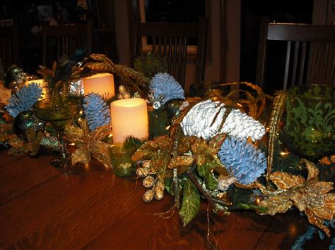 Diy Table Centerpieces (re-use Items You Have Around The How To Decorate A Living Room Without Fireplace Feng Shui Mirror Placement In Floating Shelves Dining Wood Ceiling Designs Free Set Small Tips Restaurant Glasgow Warm Colors