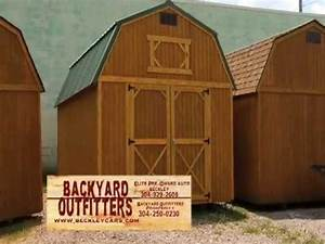 Backyard outfitters inc locally built storage buildings for Backyard outfitters inc