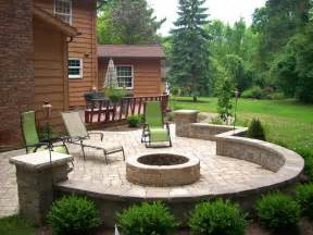 patio ideas backyard patio ideas with pit landscaping gardening ideas