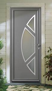 porte d39entree pvc et aluminium entreprise mary point With portes d entrée pvc