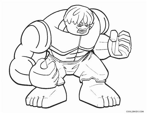 incredible hulk coloring pages | 366x474