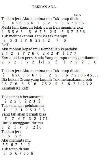 not pianika lagu oplosan not angka lagu not angka lagu terbaru