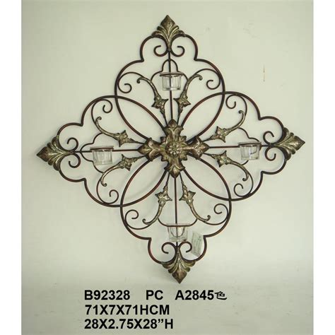 decorative metal wall images
