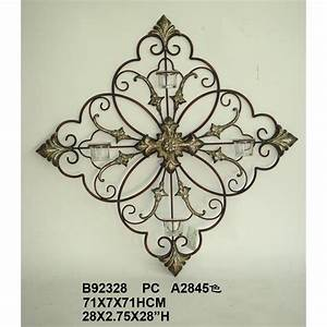 Metal wall decor home wall decor ideas for Metal wall decorations