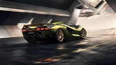 Lamborghini Sian Wallpapers Cars Advertisement