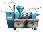 Máquina de molino de aceite de germen de maíz para hacer aceite de cacahuete refinado | La mejor ...