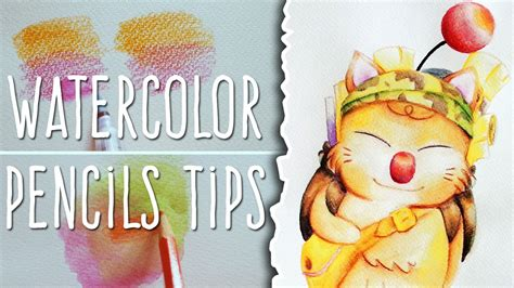 how to use water color pencils how to use watercolor pencils tips stilzkin speed