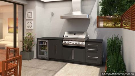 alfresco kitchen designs going alfresco amazing outdoor kitchen ideas completehome 1197