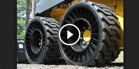 Michelin Tweel Tires Tested