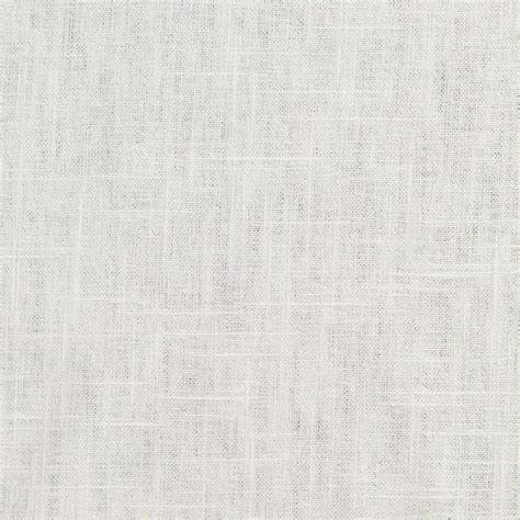 white linen drapery fabric white solid textured linen look upholstery fabric by