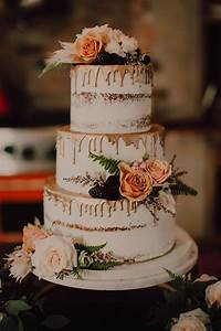 30 ways to decorate a plain wedding cake