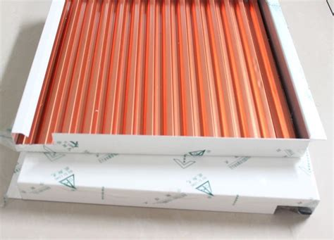 We can help as the different thicknesses. Traffic White Corrugated Aluminum Roof Panels For Exterior Building Decoration