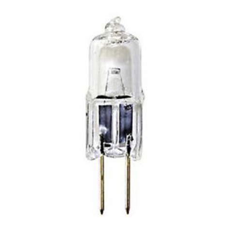halogen light bulb esb fhe 6v 20w g4 480 lumens 20 watt